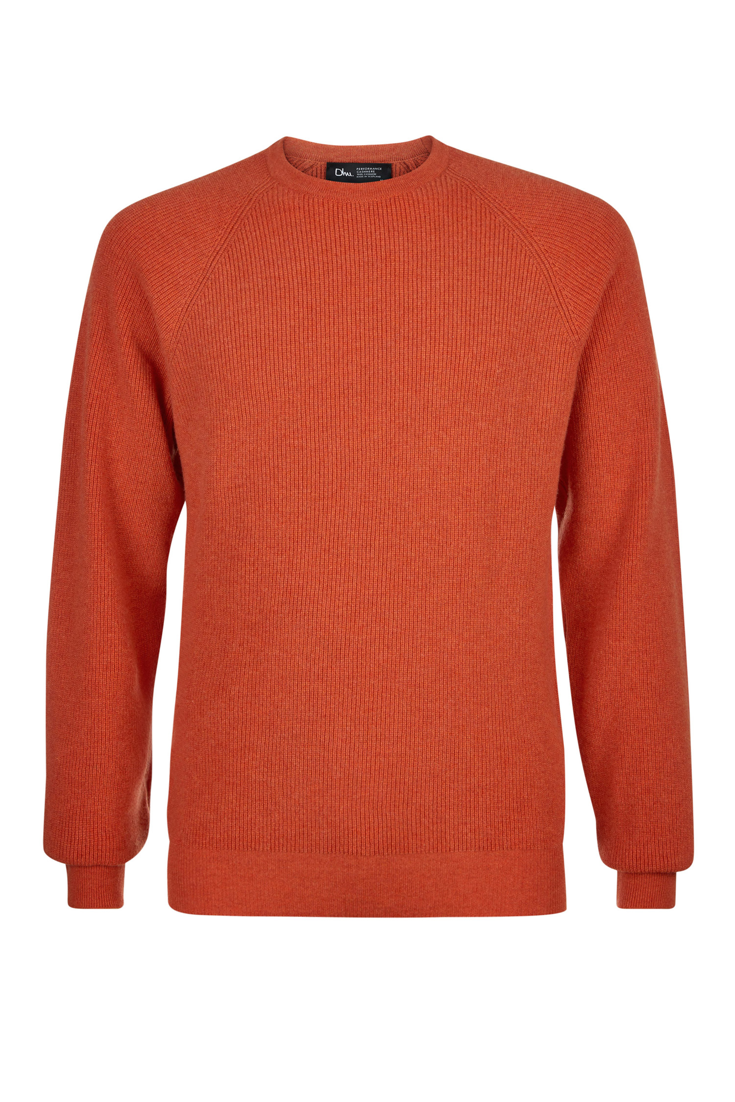 Men's Fisherman Ribbed Jersey - Dhu